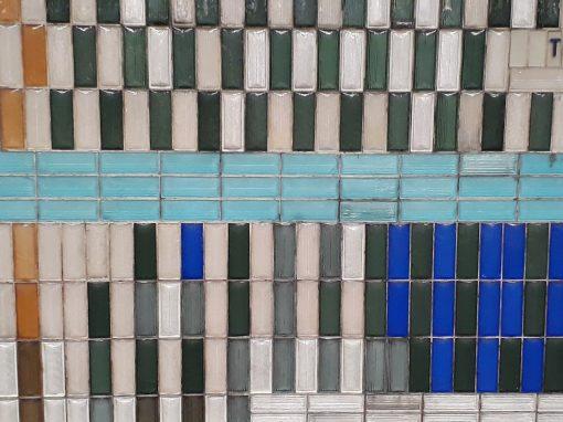 Samordning av konst och arkitektur i nya tunnelbanan