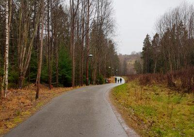 Utbyggd depå i Högdalen